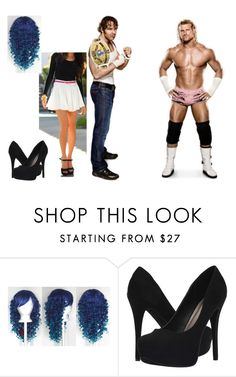 """""""Ringside for Dean Ambrose VS. Dolph Ziggler."""" by jamiehemmings19 ❤ liked on Polyvore featuring Michael Antonio"""