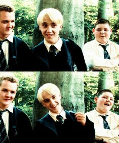 Not mine. But just in case you need reminding of how cute draco is.