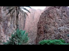 Todra Gorge, Morocco in 4K (Ultra HD) - YouTube