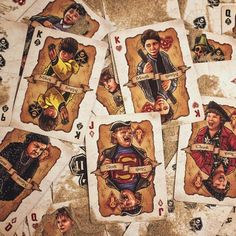 The Goonies Playing Cards at Firebox.com