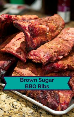 A woman shared her recipe for Brown Sugr Barbecue Ribs on The Chew, impressing all of the hosts, who agreed the BBQ sauce was a must-have!
