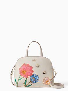 Kate Spade Picnic Perfect Bee Lottie In Multi Cheap Handbags Online, Popular Handbags, Cute Handbags, Purses And Handbags, Luxury Handbags, Popular Purses, Latest Handbags, Summer Handbags, Latest Bags