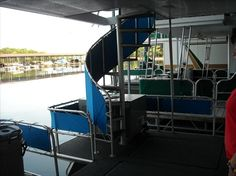 Houseboat For Sale-1989 Stardust 14' x 62'-$79,000