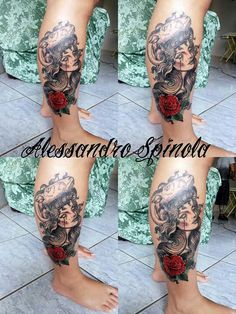 New tradicional Tattoo #Tattoo#Newtraditional