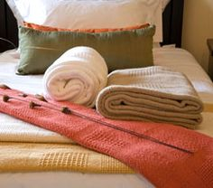 Stunning Patchwork Throws or cellular blankets!