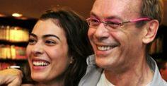 """Filha de José Wilker se declara: """"Só tenho amor, muito amor, e agora saudades"""""""