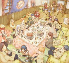 Safebooru is a anime and manga picture search engine, images are being updated hourly. Anime Nerd, Manga Anime, Anime Chibi, Ao Haru, Haruhi Suzumiya, Anohana, Clannad, Ayato, Light Novel