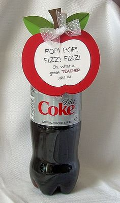 Bethapalooza pop teacher gift  via LollyJane.com #teacherappreciation