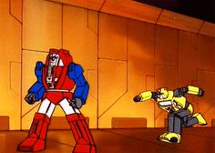 The Transformers GIFS
