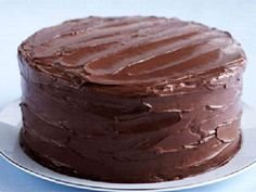 The Healthiest Chocolate Cake Recipe Chocolate Yogurt, Healthy Chocolate, Chocolate Cake, Food Cakes, Sweets Cake, Cake Boss, Chocolate Lovers, Coco, Nutella