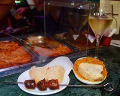 Chorizo and paella, La Redondo, Nerja