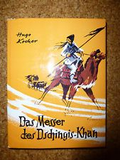 Das Messer des Dschingis-Khan - Hugo Kocher