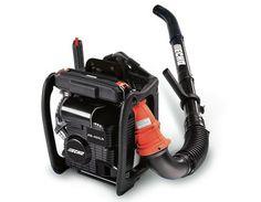 Echo Pb 460ln The Quiet 1 Backpack Leaf Er 44cc 2 Stroke Engine