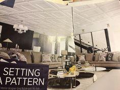Ceiling Materials, Interior Design, Pattern, Home Decor, Xmas, Nest Design, Decoration Home, Home Interior Design, Room Decor