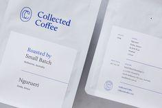 Collected Coffee Branding | Abduzeedo Design Inspiration