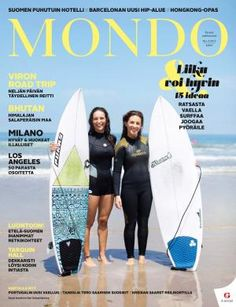Mondo 05/2015   Mondo.fi Bhutan, Surf, Angeles, Cover, The Moon, Angels, Surfing, Surfs, Surfs Up