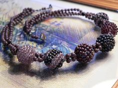 Check out this item in my Etsy shop https://www.etsy.com/listing/565828862/beaded-necklace-handmade-necklace