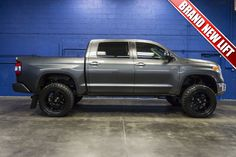 2014 Toyota Tundra Platinum 1794 Edition 4x4 Truck with BRAND NEW LIFT For Sale at Northwest Motorsport! #nwmsrocks #liftedtrucks #toyotatrucks