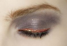 Makeup at Derek Lam Fall 2009