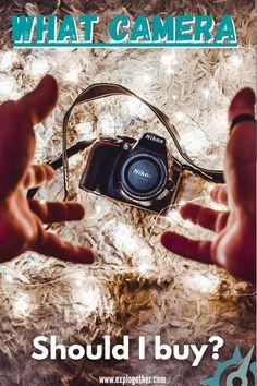 Perfect Camera, Best Camera, Photography Editing, Photography Tutorials, I Shoot Raw, Kinds Of Camera, Full Frame Camera, Nikon D5200, Old Cameras