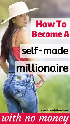Looking for ways to build your finances, start making money and achieve financial independence? We live in the Self Made Millionaire, Become A Millionaire, Money Tips, Money Saving Tips, Money Hacks, How To Become Rich, Millionaire Lifestyle, Investing Money, Budgeting Money