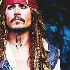 Jack Sparrow/ I want this as a poster in my room