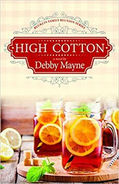 Locks, Hooks and Books: Review: High Cotton by Debby Mayne