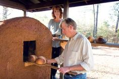 This Louisiana couple had such good results with their homemade clay oven they started a sourdough bread business. Originally published as