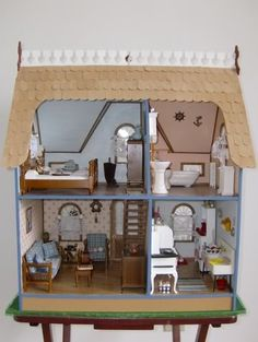 the arthur doll house | The Arthur Dollhouse Day 4