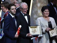 Ken Loach wins Palme d'Or for I, Daniel Blake