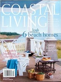 Coastal Living is written for the lovers of the seashores! Whether you live along America's great coasts, or simply love life at the beach, you will love this magazine's charming style. Coastal Living Magazine, Cool Magazine, Travel Magazines, Most Beautiful Beaches, Coastal Homes, Source Of Inspiration, Travel Photos, The Good Place, Photoshoot