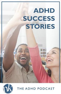 On this #ADHDPodcast we're sharing success stories that our listeners were gracious enough to share with us. Have a listen. Success with ADHD IS possible!