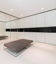 Steininger Designers | House HO - walk in closet | Martin Steininger
