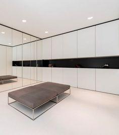 Steininger Designers | House HO - walk in closet | Martin Steininger