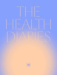 There are many ways to live a healthy life. The Health Diaries is a weekly series about the habits that keep notable people living well. They call her Dr. She's a psychiatrist completing her… Design Typography, Branding Design, Logo Design, Lettering, Health Diary, Layout Design, Web Design, Mental Health Stigma, Mental Illness