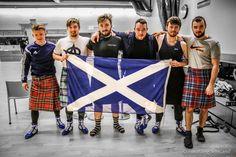 https://flic.kr/p/Dv8tYc   Scottish Backhold Wrestlers at Reykjavik International Games   (R-L) Ryan Ferrey, Greg Neilson, Matthew Southwell,  Frazer Hirsch, Max Freyne, and Paul Craig