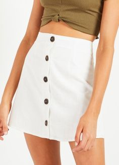 c8723c90f0 Guilty Pleasures Skirt - White White Skirts, Mini Skirts, Chic, Outfits,  Ideas