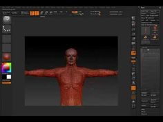 Making Mesh with Zbrush and Weighting in Maya for Second Life