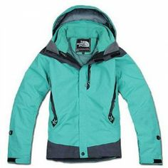 THE NORTH FACE WOMENS TJ085-ACID BLUE