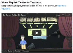 Five Minute Film Festival: Twitter in Education on edutopia.org