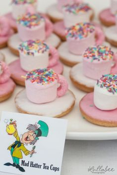 Alice in Wonderland Party | Kids Party Ideas | Mad Hatter Tea Cups