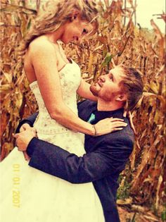 country angel family wedding