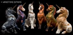 Young unicorns Windstone editions