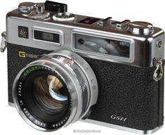 Yashica Electro 35 GSN Rangefinder Camera