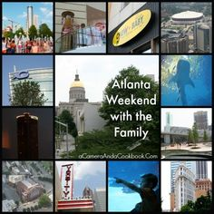 Atlanta Weekend with the Family - Thinking of heading to Atlanta for the weekend?  Read about what families can do in this great city!