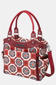 Petunia Pickle Bottom 'City Carryall' Glazed Diaper Bag available at #Nordstrom