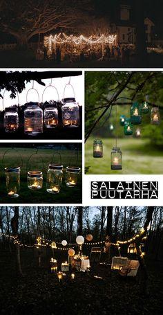 Lighting ideas for love
