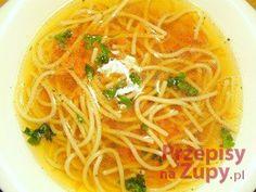 Przepisy na Zupy...Sprawdzone przepisy kulinarne  (13 stron przepisow z zupami)...PIN NOW LOOK LATER Thai Red Curry, Gluten Free, Ethnic Recipes, Food, Glutenfree, Essen, Sin Gluten, Meals, Yemek