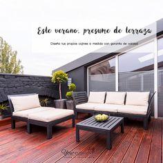 Este verano presume de terraza con tus cojines a medida de gran calidad 😎 Your Cushion te da la posibilidad de personalizar tus propios cojines desde cero.  ¿Y si te surge alguna duda en el diseño o proceso? 😟 ¡Calma! 🤚😄 Contamos con un equipo de profesionales que te asesorarán en todo lo que necesites, 📲 ¡No te quedes sin tu terraza para este verano! Entra en www.yourcushion.es  #verano #terraza #terraceando #terraceo #cojinesamedida #cojinespersonalizados #cojines #calidad #diseño