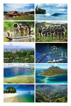 ✈ Papua New Guinea One day I hope   Papua New Guinea פפואה גינאה החדשה www.papua-by-raz.co.il/papua